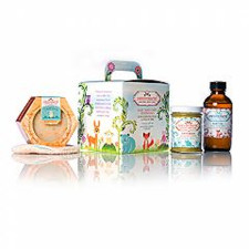 Anointment Natural Skin Care Baby Skin Care Essentials Kit   832168000321
