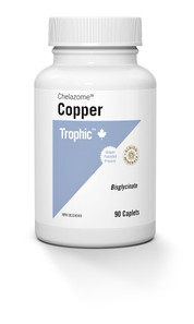 Trophic Chelazome Copper