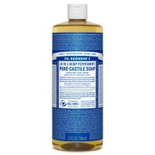 Dr. Bronner's Pure-Castile Liquid Soap Peppermint 946ml | 018787775325