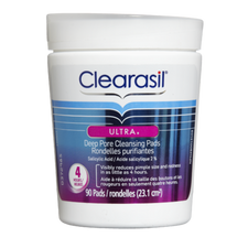 Clearasil Ultra Deep Pore Cleansing Pads | 0839977001716