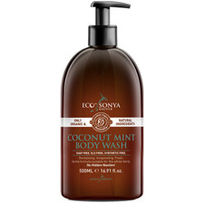 Eco By Sonya Driver Coconut Mint Body Wash | 9347597000077