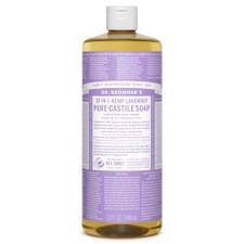 Dr. Bronner's Pure-Castile Liquid Soap Lavender 946 ml   018787774328
