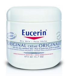 Eucerin Dry Skin Original Creme 440g | 072140000219