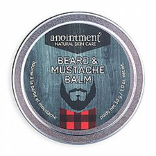 Anointment Natural Skin Care Woodland Beard and Mustache Balm | 831268000392