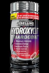 Hydroxycut Hardcore Capsules   0631656321333