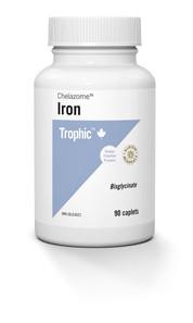 Trophic Chelazome Iron Caplets | 069967115714