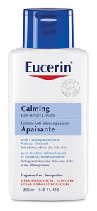 Eucerin Calming Itch Relief Lotion (DISCONTINUED)