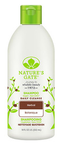 Nature's Gate Daily Cleanse Herbal Shampoo (DISCONTINUED)