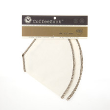 CoffeeSock #4 Cone Filters