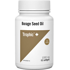 Trophic Borage Seed Oil