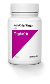 Trophic Apple Cider Vinegar with B6   069967119415