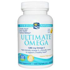 Nordic Naturals Ultimate Omega 60 soft gels | 768990717901
