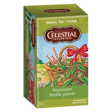 Celestial Seasonings Herbal Tea Peppermint | 070734000089