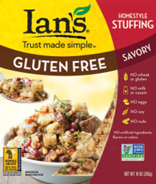 Ian's Natural Foods Savory Stuffing (DISCONTINUED)