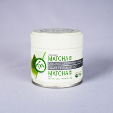 Aiya Organic Matcha Ceremonial Grade   846670001523