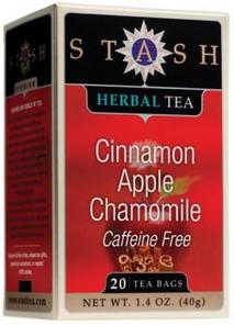 Stash Tea Cinnamon Apple Chamomile Herbal Tea | 077652082395