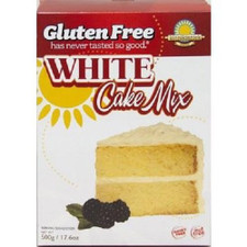Kinnikinnick White Cake Mix Gluten Free | 620133104040