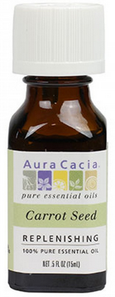 Aura Cacia Carrot Seed Essential Oil | 051381911560