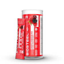 BioSteel Sports Hydration Mix Tube Mixed Berry 12 X 7g | 883309888810