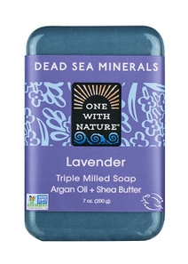 One with Nature Lavender Bar Soap | 893455000004