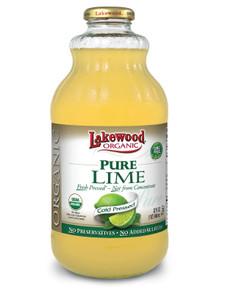 Lakewood Organic Pure Lime Juice |
