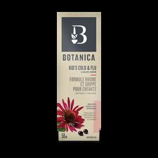 Botanica Kid's Cold & Flu Liquid Herb 50mL | 822078920352
