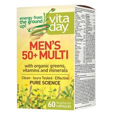 VitaDay Men's 50+ Multi | 628235333337