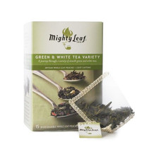 Mighty Leaf Green and White Tea Variety (DISCONTINUED)