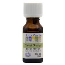 Aura Cacia Sweet Orange Essential Oil | 051381311292
