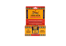 Tiger Balm Pain Relieving Ointment Red Strong