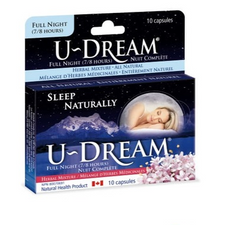 U-Dream Sleep Naturally Full Night