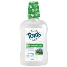 Tom's of Maine Wicked Fresh! Mouthwash | 077326834176