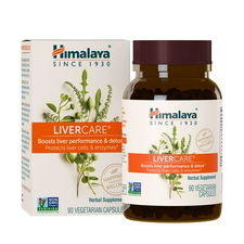 Himalaya Herbal Healthcare LiverCare | 605069005012