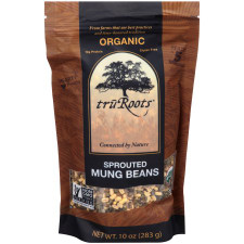 TruRoots Organic Sprouted Mung Beans |