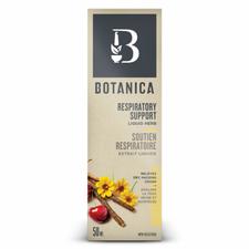 Botanica Respiratory Support Liquid Herb 50mL | 822078920048