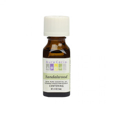 Aura Cacia Sandalwood Essential Oil | 051381911362