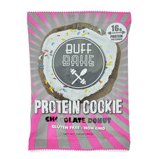 Buff Bake Protein Cookie Chocolate Donut Single | 857697005012