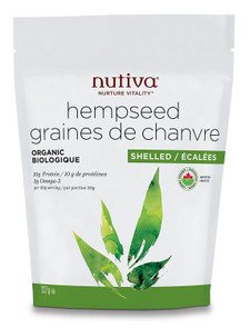 Nutiva Organic Shelled Hempseed | 692752000102