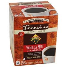 Teeccino Herbal Coffee Vanilla Nut | 795239400102