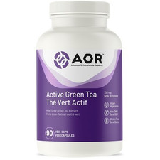 AOR Active Green Tea 90 vcaps | 624917040678