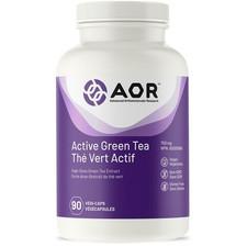 AOR Active Green Tea 700mg 90 Vcaps | 624917040678