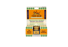 Tiger Balm Pain Relieving Ointment White Regular | 0845530001024