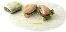 U-Konserve Food Kozy Wrap Large Lime 2 pack | 855626005362