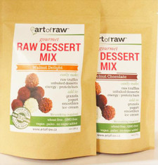Art of Raw Desert Mix Hazelnt Chocolate | 627843200956