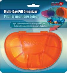Card Health Cares VitaCarry Multi-Day Pill Organizer | 872798000766