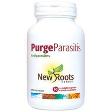 New Roots Herbal Purge Parasitis 430mg   628747104821