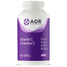 AOR Vitamin C 300 vcaps   624917040616