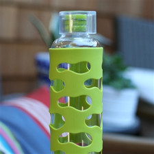 U-Konserve Glass Bottle with Silicone Sleeve | 855626005386