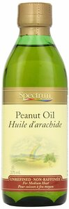 Spectrum Naturals Peanut Oil Unrefined