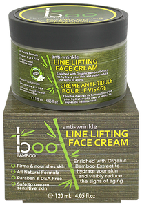 Boo Bamboo Anti-Wrinkle Line Lifting Face Cream | 776629100321